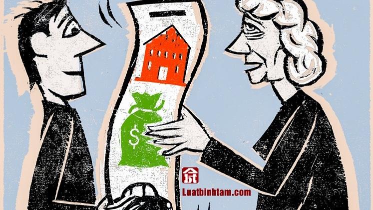 Phân chia di sản thừa kế quy định trong luật dân sự