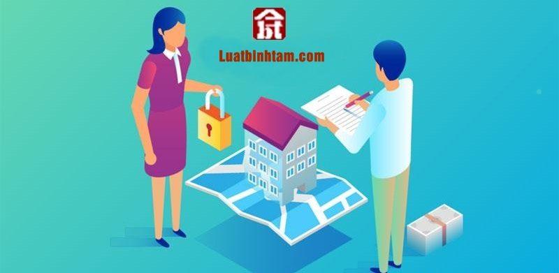 Hợp đồng thuê tài sản, nhà đất quy định trong luật dân sự