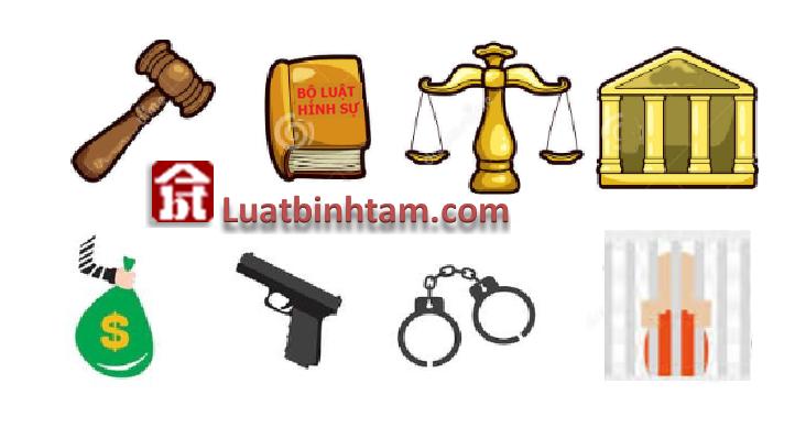 Các trường hợp phạm tội trong phần 2 bộ luật hình sự