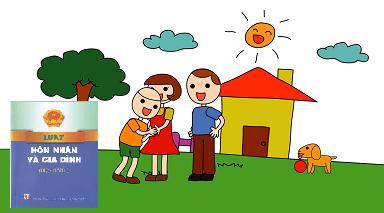 Luật hôn nhân gia đình quy định chế độ hôn nhân ứng xử trong gia đình