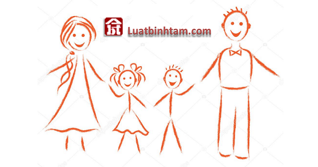 Xác định cha mẹ con quy định trong luật hôn nhân gia đình