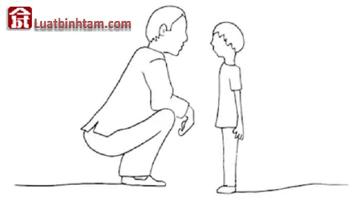 quan hệ giữa cha mẹ và con