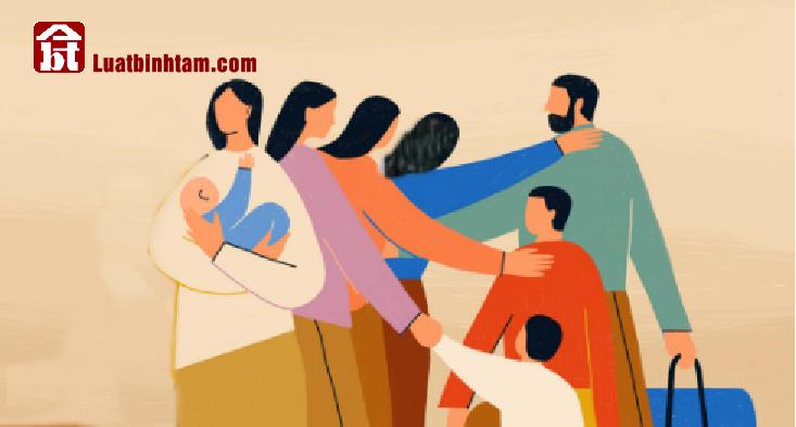 Quyền và nghĩa vụ giữa cha mẹ và con