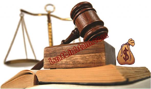 Lệ phí tòa án