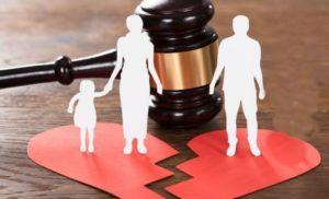 Quyền lợi của phụ nữ ly hôn, quyền lợi của trẻ em khi bố mẹ ly hôn