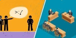 Khiếu nại - khởi kiện hành chính sự giồng và khác nhau