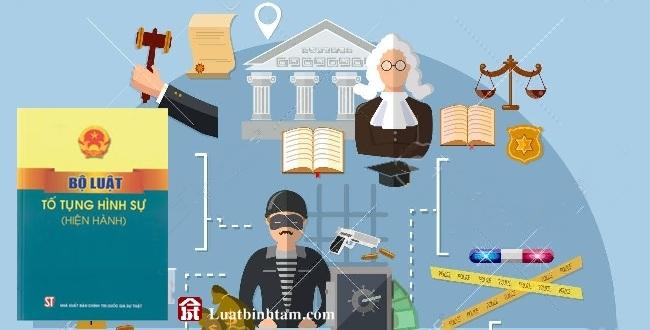 Luật tố tụng hình sự, tra cứu và tải luật