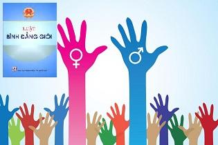 Luật bình đẳng gới quy định bình đẳng giới nam nữ