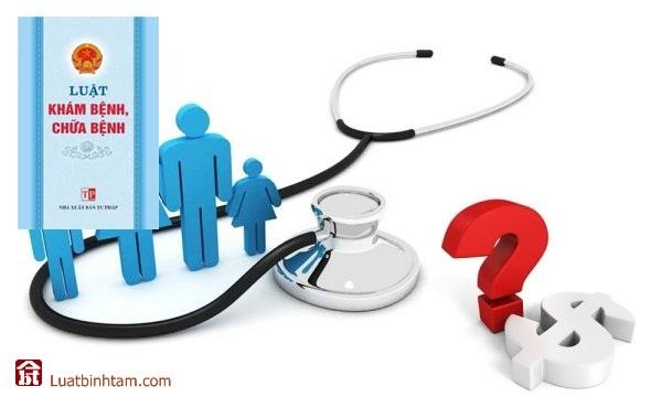 Luật khám chữa bệnh, tra cứu và tải về văn bản luật
