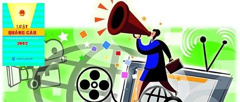 Luật quảng cáo quy định về hoạt động quảng cáo