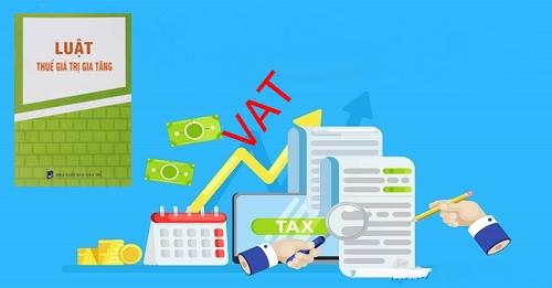 Luật thuế giá trị gia tăng hợp nhất