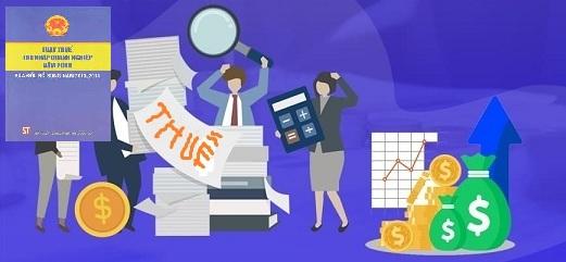 Luật thuế thu nhập doanh nghiệp hợp nhất