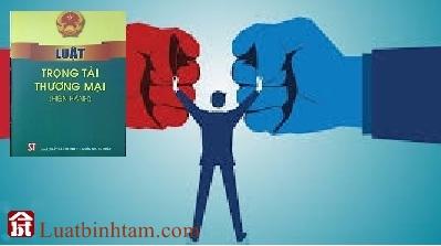 Tra cứu và tải về luật trọng tài thương mại