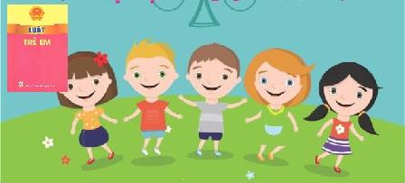 Luật trẻ em bảo vệ quyền lợi trẻ em