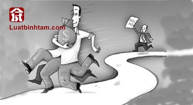 Vay tiền không trả - phạm tội lạm dụng tín nhiệm chiếm đoạt tài sản
