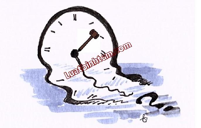 Thời hạn tố cáo tội phạm (Thời hiệu truy cứu trách nhiệm hình sự)