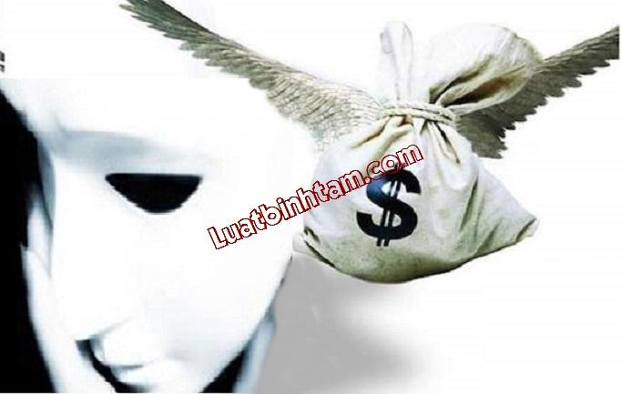 Lừa đảo chiếm đoạt tài sản