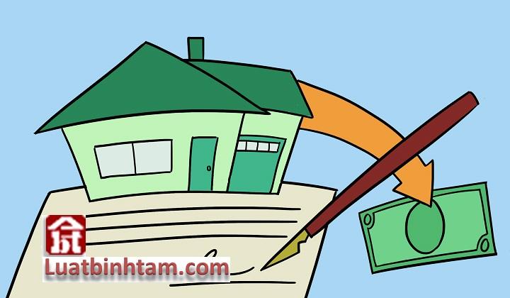 Bên thế chấp mua lại tài sản thế chấp khi bán đấu giá