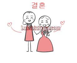 Kết hôn với người Hàn Quốc