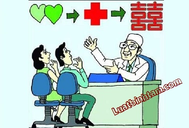 Khám sức khỏe trước kết hôn