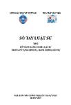 Sổ tay luật sư - Tập 2