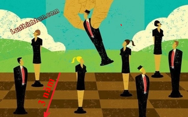 Thay đổi cổ đông sáng lập trong thời hạn 3 năm