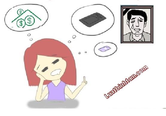 Thừa kế tiền trong tài khoản ngân hàng
