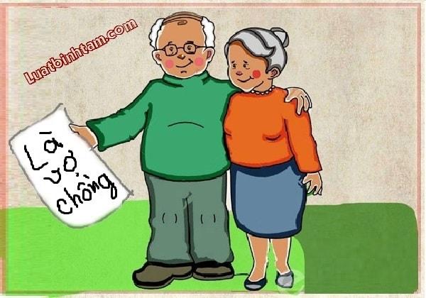 Xác nhận tình trạng hôn nhân thực tế